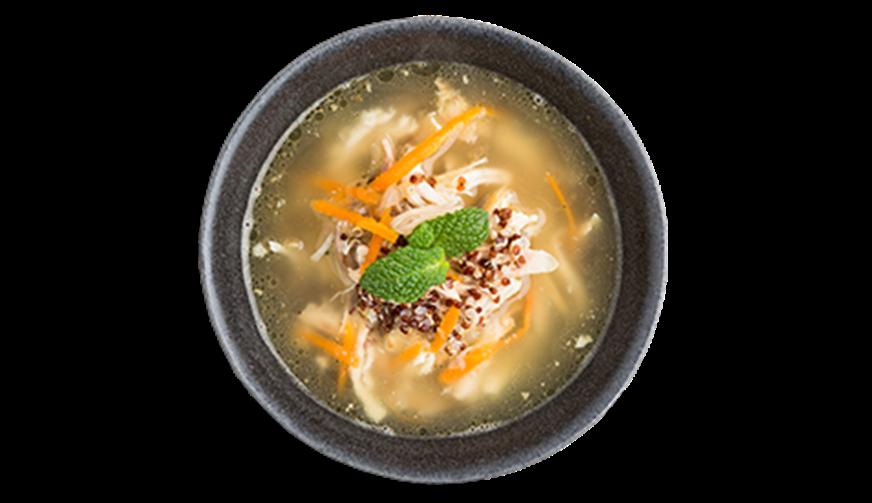canja-de-galinha-e-quinoa